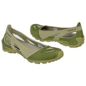 Merrell Oceania Shoes Leather